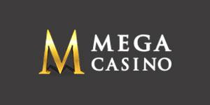 Free spin bonus från Mega Casino