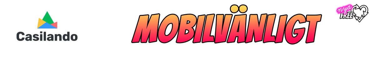 Casilando Casino-mobile-friendly