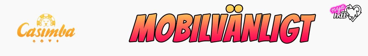 Casimba Casino-mobile-friendly