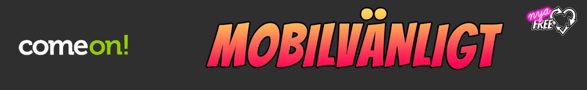 Comeon Casino-mobile-friendly