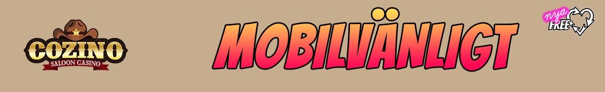 Cozino Casino-mobile-friendly