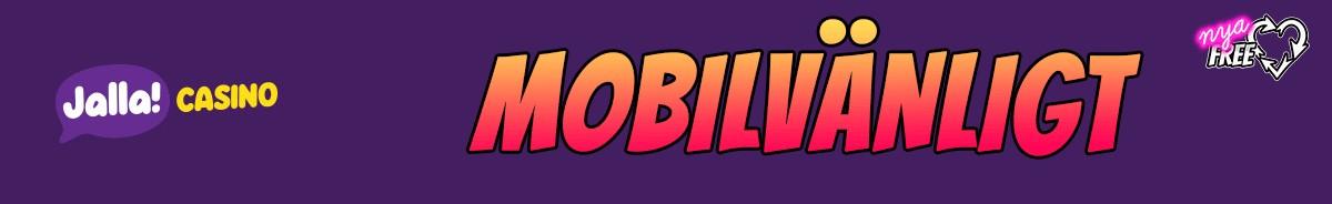 Jalla Casino-mobile-friendly