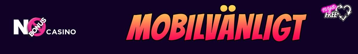 No Bonus Casino-mobile-friendly