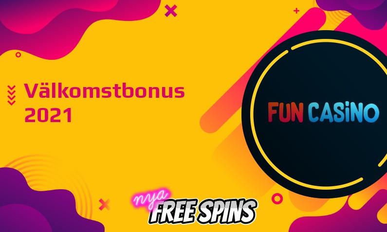 Ny bonus från Fun Casino